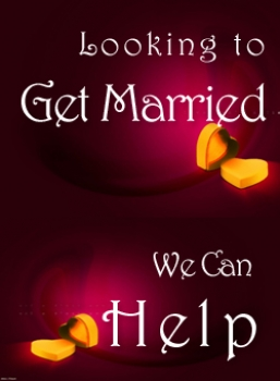 Want to Get Married... Click Here